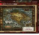 Map of Zamonia