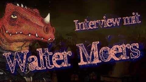 Interview mit Walter Moers - eine szenische Gestaltung