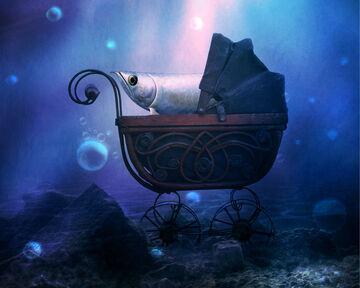 Baby fish by beyzayildirim77-d5ro594