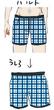Zanki Zero Art Book - Haruto Higurashi - Underwear Design