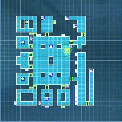 Mashiro Garden Tower 2nd Floor Map