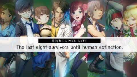 Zanki Zero Last Beginning - Character Trailer (English)