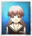Zanki Zero Last Beginning ID Image Zen Kubota (Child)