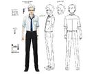 Zanki Zero Art Book - Haruto Higurashi - Design Profile (Old)