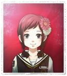Zanki Zero Last Beginning ID Image Rinko Susukino (Child)