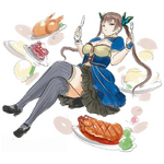 Zanki Zero Art Book - Yuma Mashiro - Character Illustration Early (2)