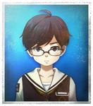Zanki Zero Last Beginning ID Image Haruto Higurashi (Child)