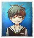 Zanki Zero Last Beginning ID Image Ryo Mikajime (Child)