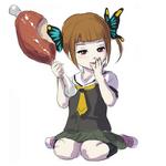 Zanki Zero Art Book - Yuma Mashiro - Character Illustration Early (1)
