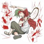 Zanki Zero Art Book - Ryo Mikajime - Character Illustration Early (2)