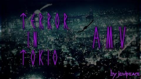 Cast Away Terror in Tokyo Zankyou No Terror AMV