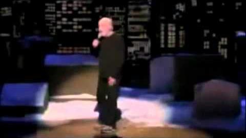 La Llegada 2 (Control Mental con George Carlin)