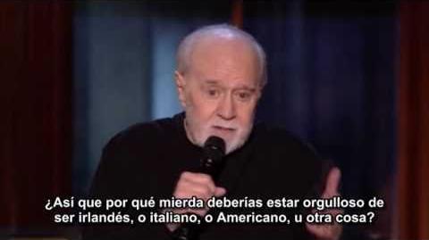 George Carlin - Es malo para tí. Subtitulado