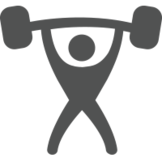 Exerbotics Website Icons WORKOUT