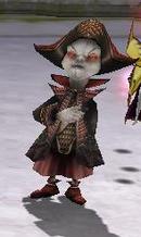 Shadow elf general