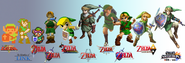 Evolucion Link