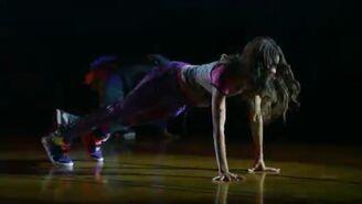 Zoey Stevens dancing (17)