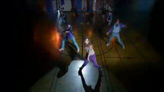 Zoey Stevens' dance squad (11)