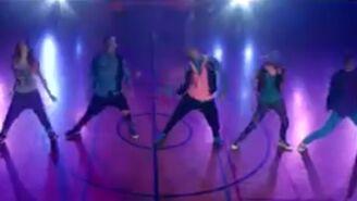 Zoey Stevens' dance squad (12)