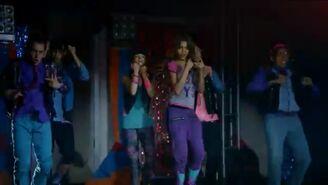 Zoey Stevens' dance squad (15)
