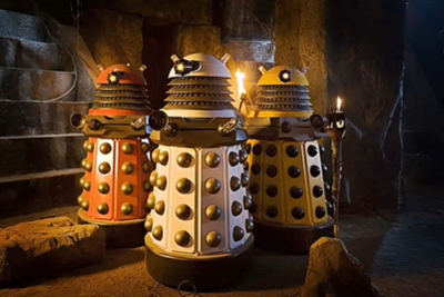 Pandorica Daleks