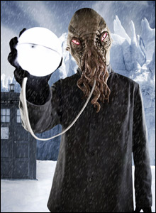Possessed Ood in the Snow