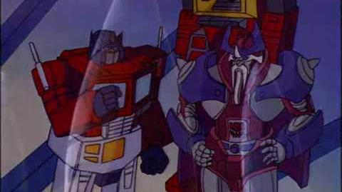 Transformers episode 55 - the key to vector sigma 1 part 3