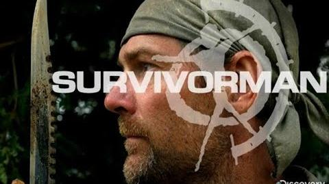 Survivorman S01 - Ep01 Canadian Boreal Forest