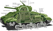 M4 Sherman by Ken the artist