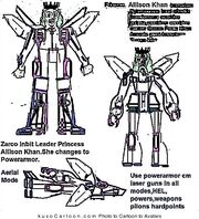 Princess Armada Insecticon