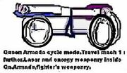 Qn.Armada cycle mode