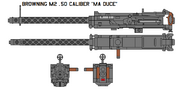 Browning m2 50 caliber ma duc by bagera3005-d3cdyrx
