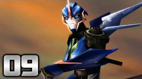 Transformers Prime The Game - Part 9 - The Spider's Web