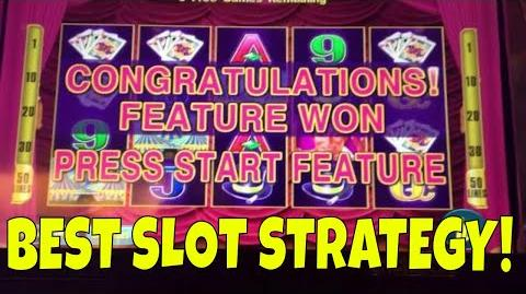 How I make money playing slot machines ~ DON'T GO HOME BROKE from the casino ~ how to win on slots-0