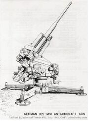 German-105mm-flak-antiaircraft