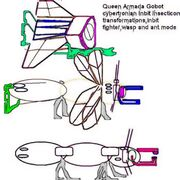 Queen Insecticon Inbit Armada