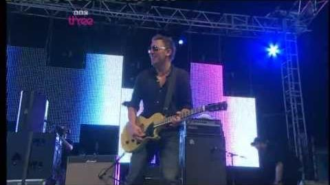 The '59 Sound glaslight anthem & Bruce Springsteen