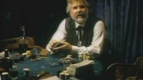 Kenny Rogers - The Gambler Original Video-Edit 1978