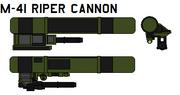 M 41 riper cannon by bagera3005-d36oa8o