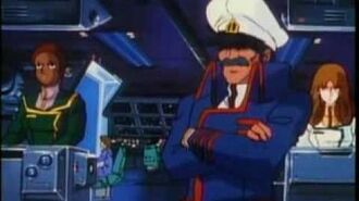 Robotech - Danger Zone Video
