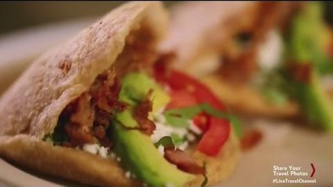 BIZARRE FOODS Delicious - Mexico City, Mexico