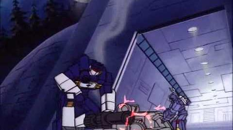 Transformers episode 42 - make tracks part 3