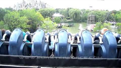 Riptide on-ride HD POV Canada's Wonderland