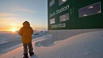 Davis Station, Antarctica - 67th ANARE
