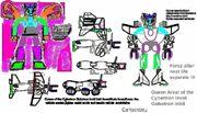 Insecticon Gobotron Inbit Queen Armada