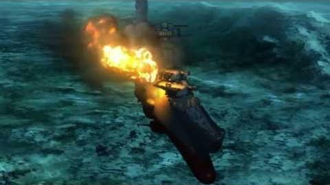 Space Battleship Yamato 2199 - Destruction of the Pluto Base