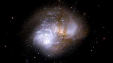 Cosmic Collisions - Galaxies Gone Wild