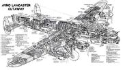 Avro-Lancaster-Bomber-Cutaway
