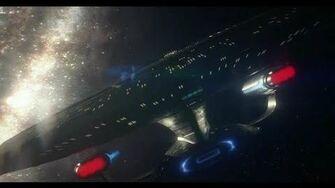 "Enterprise-D Dream Star Trek Picard ""Remembrance"""