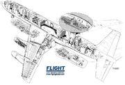 Boeing E3 A AWACS